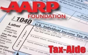 AARP Tax-Aide - By Appointment Only