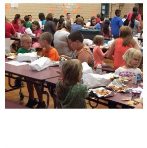 2017 Summer Lunch Program