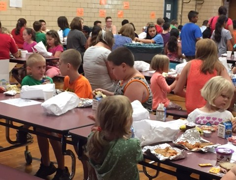summer lunch web