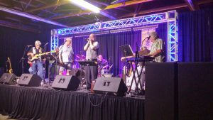2016 Blues BBQ Event