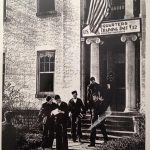 Andrews House Barracks 1944